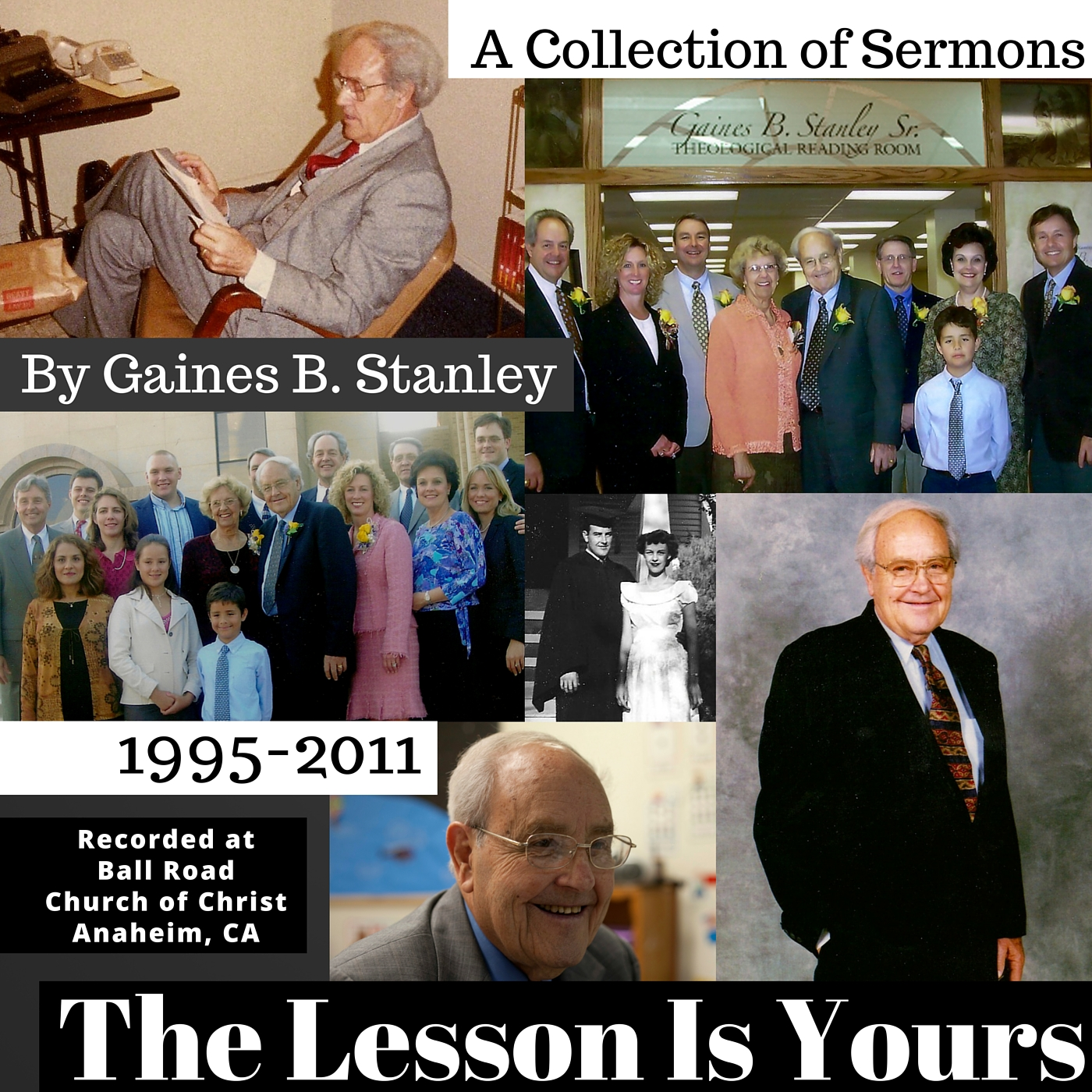 The Lesson Is Yours